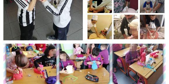 Büyümeden Önce Yapmam Gerekenler Var eTwinning Projesi 2-6 Mart Etkinlikleri