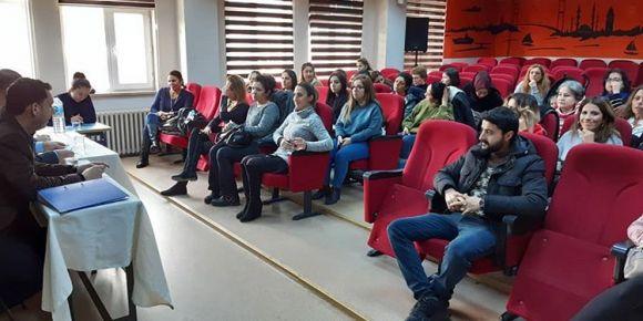 Dr. Lütfü Kırdar İlkokulu öğretmenleri Eğitimde İyi Örneklere başvura bulundu