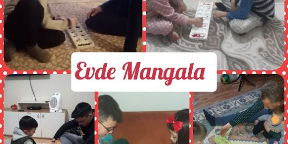 Evde Mangala Oynuyoruz