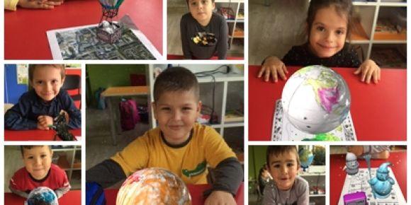 Hacı Mehmet Söylemez Anaokulu 5 Yaş A şubesi 'Quiver' ile tanıştılar