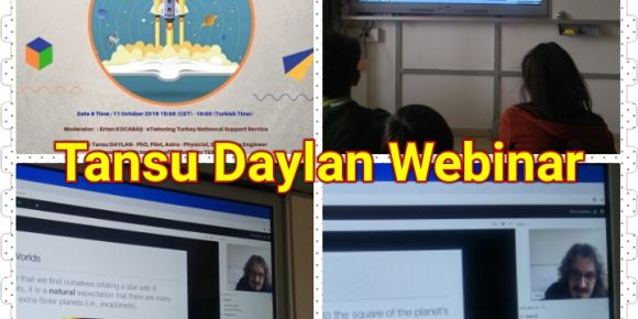 SPACE Webinarları