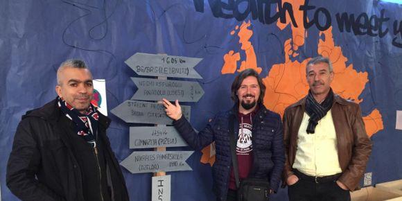"Erasmus+ KA229 ""Health to Meet You"" proje öğretmenleri İspanya'da"