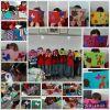 Balcı 100. Yıl İlkokulu öğrencilerinin hazırladığı kitap kılıfları