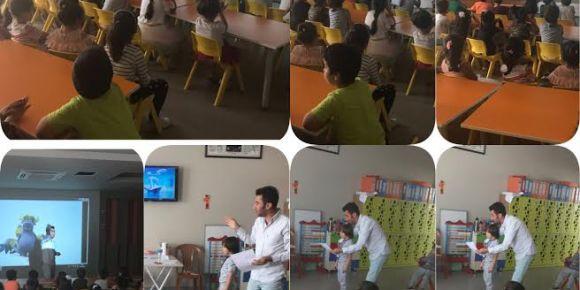 Su Elçileri Kulübü Görevde eTwinning Projesi Öğrenci Bilgilendirme Eğitimi