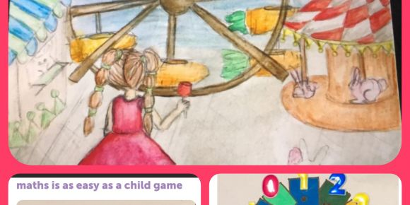 Maths Is As Easy A Child Game'' eTwinning Projesi Ortak Ürünümüz