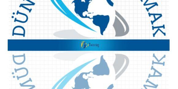 """""""Dünya'yı Kurtarmak"""" eTwinning projesi logosunu belirledi"""