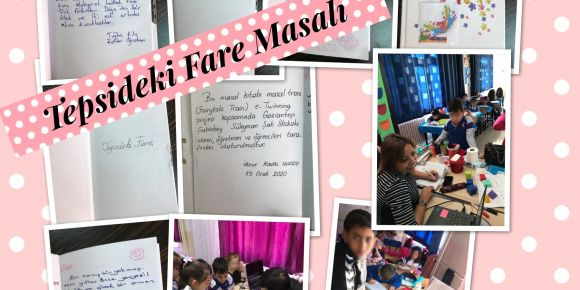 Masal Treni-Fairytale Train