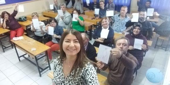 Ara tatilde Türkçenin ikinci dil öğretimi kursu