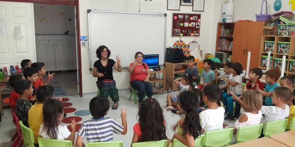 Nezahat Ertan Anaokulu 100 Güne 100 Kitap etwinning projesine 3.yılında da devam ediyor