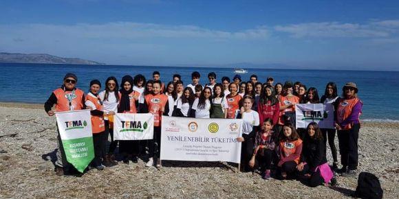 Aydin Lisesi GSB/Yenilenebilir Tüketim Projesi 7 Mart Güzelçamlı Botanik Bahçe/Kanyon
