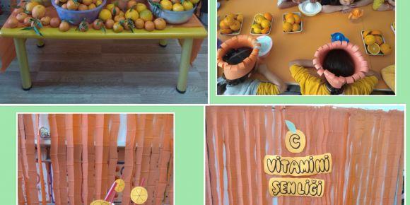 C vitamini şenliği