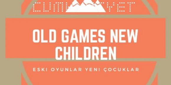 "Okulumuz  ""Old Games ,new chıldren""  eTwinning projesine ortak oldu."