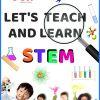 Çalışkan arılar sınıfı Let's teach and learn STEM projesinde