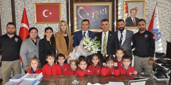 Antalya İl Emniyet Müdürümüze Ziyaret