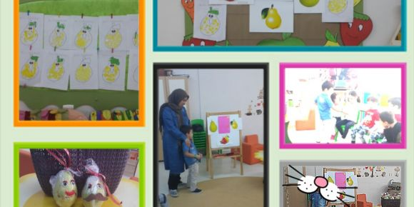 Sağlıklı Beslenmenin Eğlenceli Yolu Projesi Ekim Ayı Uygulamalari