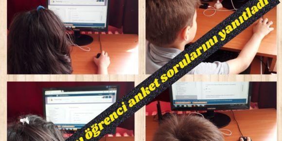 Proje çalışmaları ile teknolojiyi bilinçli kullanıyoruz
