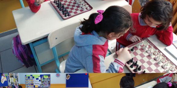3/B sınıfı Satranç Turnuvası
