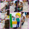 Mehmet Akif Ersoy İlkokulu öğrencileri Dünya El Yıkama Günü'nü kutluyor