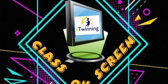 Class On Screen eTwinning Projesinin Logo Yarışması