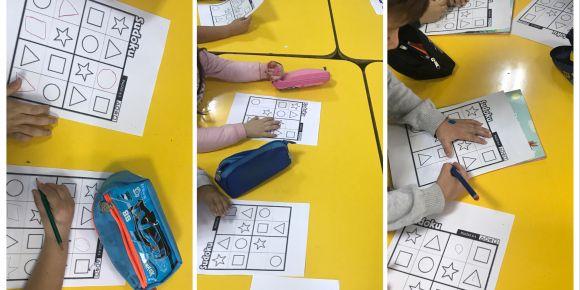 Sudoku oyununu öğrendik