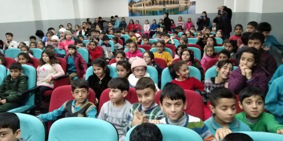Okulumuz Şanlıurfa Karaköprü Narlı İlkokulunda İnsan hakları haftası