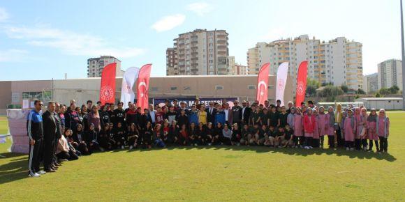 Kayseri Sami Yangın Anadolu Lisesi Okul Spor Kulübümüzü kurduk