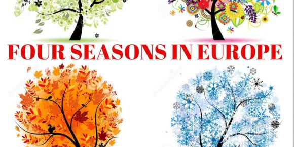 """Four Seasons İn Europe"" eTwinning Projesi"