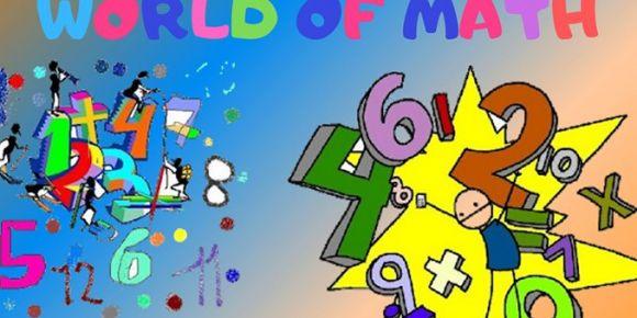 """Cemal Gürbüz Atik Ortaokulu eTwinning Projesi """"Matematiğin Renkli Dünyası"""""""