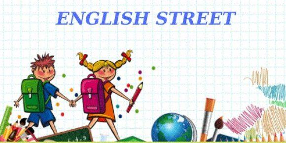 English Street Projemiz Başladı
