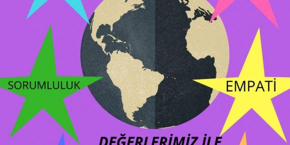 Değerler Eğitimi Anadolu projemiz  başlıyor