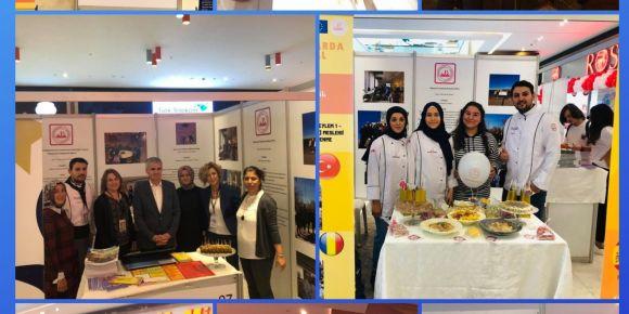 Okulumuz ProAktif Ankara Erasmus+ Paylaşım Festivalinde