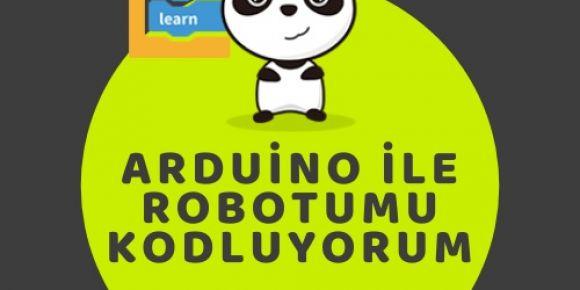 """""""Arduino İle Robotumu Kodluyorum"""" eTwinning Projesi Logo Ve Afiş Oylama Sonuçları"""