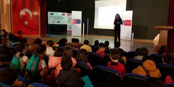 Erasmus+ KA219 projemizin kapanış toplantısı