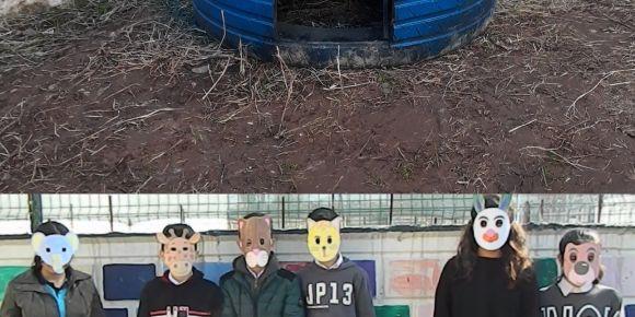 Dicle Ortaokulu Hayvan Haklarını Hatırlatacak Video Hazırladı