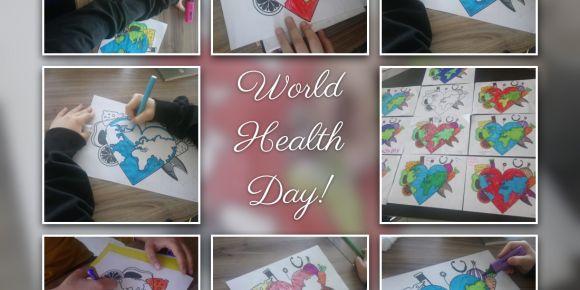 """""""World Health Day"""" Dünya Sağlık Günü"""