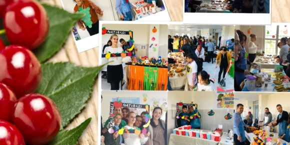 """""""Months Of Colorful"""" eTwinning projesi kapsamında 12-18 Aralık Tutum, Yatırım ve Türk Malları Haftası etkinliği"""