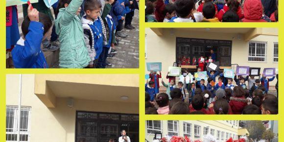 Okulumuzda Çocuk Hakları Günü