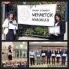 eTwinning projesi ile Mehmetçik Anaokulu 2 ödüle birden layık görüldü