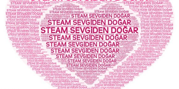 Steam Sevgiden Doğar e-twinning projesine başladık