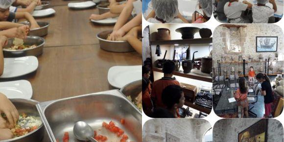 Yaşayan Şehirler eTwinning Projesi Mutfak Müzesi