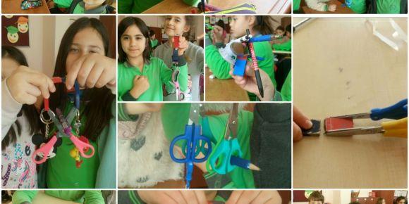 Mıknatıslarla eğlenceli ve yaratıcı tasarımlar