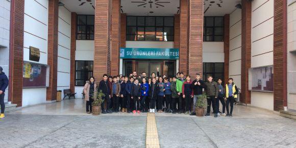 Okul Dışı Öğrenme Ortamı Ziyareti