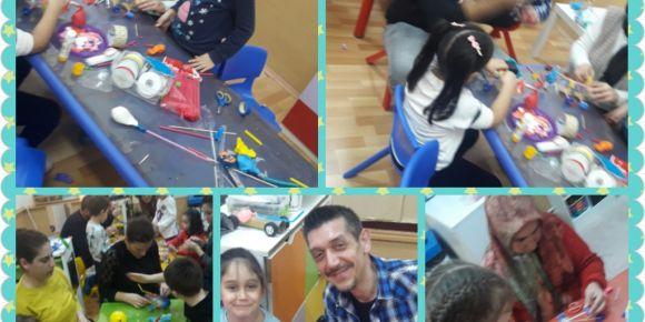 Let's Teach And Learn Aile Katılımlı Stem Etkinliği