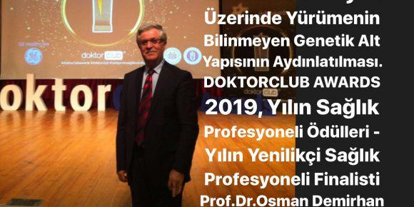 Bilim İnsanımız Prof.Dr.Osman Demirhan Okulumuzu Ziyaret Edecek