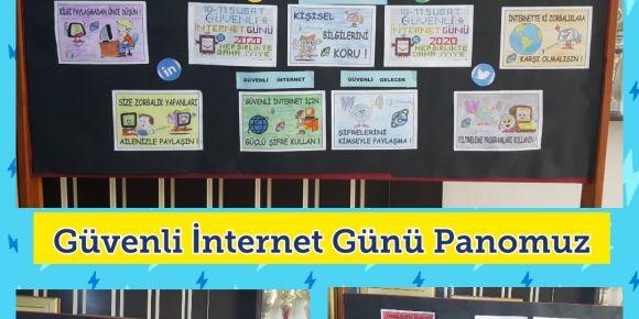 Dünya Güvenli İnternet Günü Panomuz