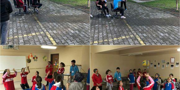 Kumcığaz Ortaokulu 3 Aralık Dünya Engelliler Günü Etkinlikleri
