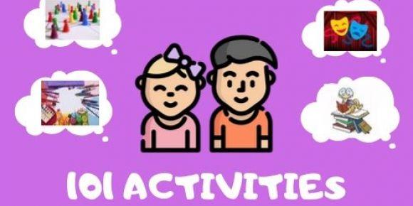 101 Aktivite Ekim Ayı Etkinliklerimiz