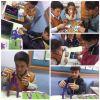 Aşıklı İlkokulu Akıl Ve Zeka Oyunları Öğreniyor