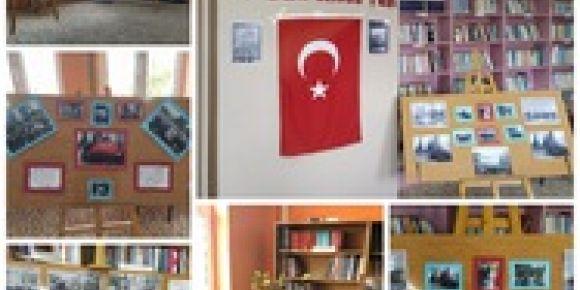 """""""Bir Şehir Bir Şehit""""  Proje Kapanış Sergimiz"""