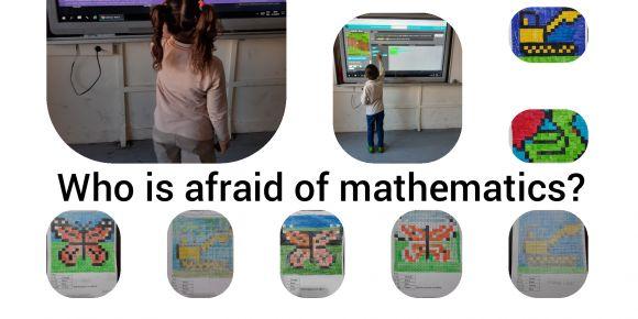 Matematikle Kodlama Yaptık